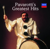 London Philharmonic Orchestra, Luciano Pavarotti & Zubin Mehta - Pavarotti's Greatest Hits  artwork