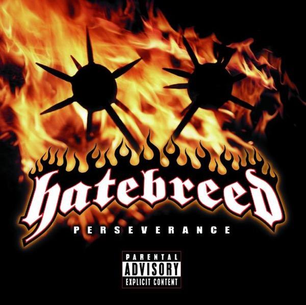 Perseverance by Hatebreed Album Art
