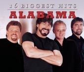 Alabama - 16 Biggest Hits  artwork