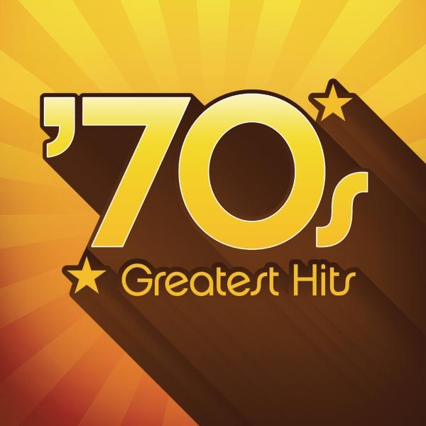 70s Greatest Hits Album Cover By Various Artists