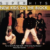 New Kids On the Block - Super Hits  artwork
