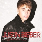 Mistletoe - Justin Bieber Cover Art