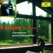 Berlin Philharmonic Orchestra & Herbert von Karajan - Brahms: The 4 Symphonies  artwork