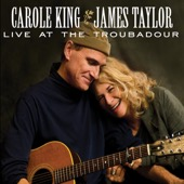 Carole King & James Taylor - Live At the Troubadour  artwork