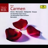 Leonard Bernstein & Metropolitan Opera Orchestra - Bizet: Carmen  artwork