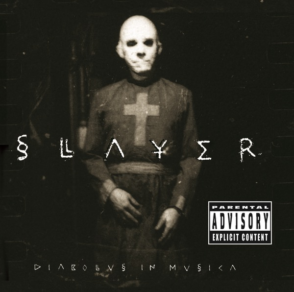 Diabolus In Musica by Slayer Album Art