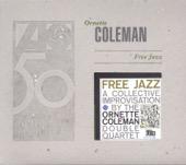 Ornette Coleman - Free Jazz  artwork