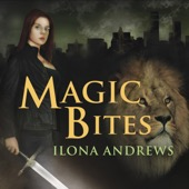 Ilona Andrews - Magic Bites: Kate Daniels, Book 1 (Unabridged)  artwork