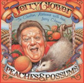 Cover to Jerry Clower's Peaches & Possums