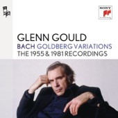 Glenn Gould - Bach: Goldberg Variations, BWV 988  artwork
