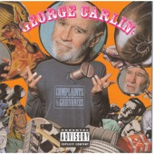 Cover to George Carlin's Complaints & Grievances