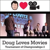 Cover to Doug Benson's Doug Loves Movies: Tournament of Championships 2 (Live)
