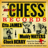 Various Artists - The Best of Chess Records  artwork