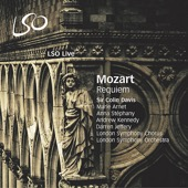 London Symphony Orchestra & Sir Colin Davis - Mozart: Requiem (LSO Live)  artwork