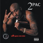 2Pac - All Eyez On Me (Remastered)  artwork
