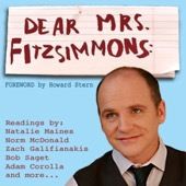 Greg Fitzsimmons - Dear Mrs. Fitzsimmons (The Audiobook) (Unabridged)  artwork