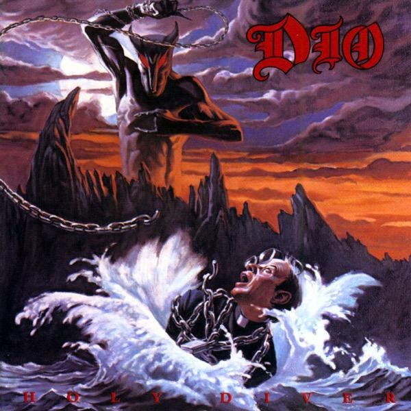 Holy Diver by Dio Album Art