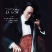 Yo-Yo Ma - Bach: Unaccompanied Cello Suites (Remastered)  artwork