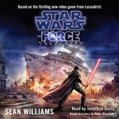 Sean Williams - Star Wars: The Force Unleashed  artwork
