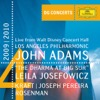 DG Concerts: Adams: The Dharma at Big Sur - Kraft: Timpani Concerto No. 1 - Rosenman: Suite from Rebel Without a Cause (2009 - 2010 LA4)