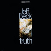 Jeff Beck - Truth  artwork