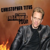 Cover to Christopher Titus's The 5th Annual End of the World Tour