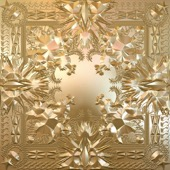 JAY Z & Kanye West - Watch the Throne (Deluxe Version)  artwork