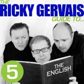 Ricky Gervais, Steve Merchant & Karl Pilkington - Ricky Gervais Guide to... The ENGLISH (Unabridged)  artwork