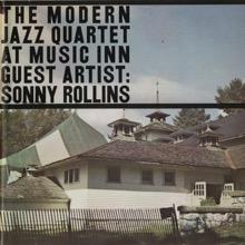 Live At Music Inn With Sonny Rollins, The Modern Jazz Quartet