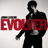 John Legend - Evolver  artwork