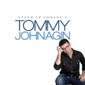 Cover to Tommy Johnagin's Stand Up Comedy 2