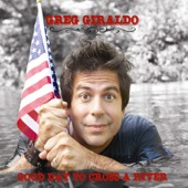 Cover to Greg Giraldo's Good Day to Cross a River