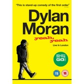 Dylan Moran - Yeah Yeah: Live in london  artwork
