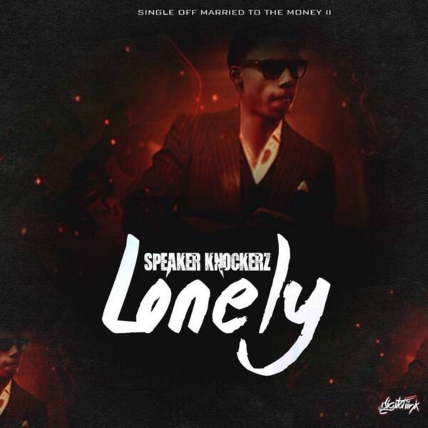 Lonely - Single Speaker Knockerz CD cover