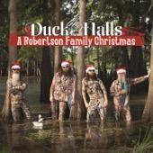 Hairy Christmas (feat. Willie Robertson & Luke Bryan) - The Robertsons Cover Art