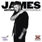 James Arthur - Impossible artwork