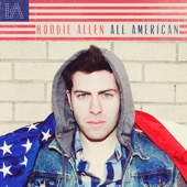 Hoodie Allen - All American  artwork