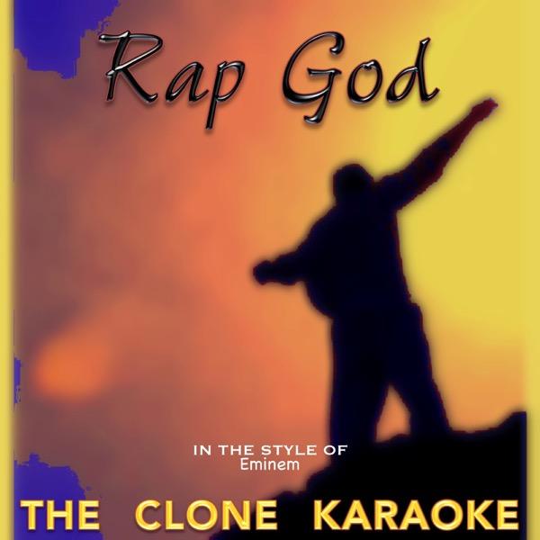 Rap God Album Cover by The Clone Karaoke  Rap God Album C...