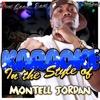 Karaoke - Montell Jordan - EP