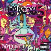 Maroon 5 - Overexposed (Deluxe Version)  artwork