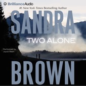 Sandra Brown - Two Alone  artwork