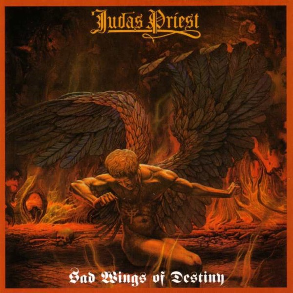 Sad Wings of Destiny by Judas Priest Album Art