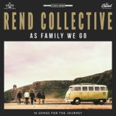 Rend Collective - You Will Never Run  artwork
