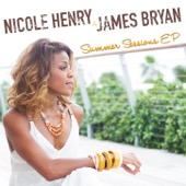 Nicole Henry & James Bryan - Summer Sessions EP  artwork