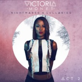 Victoria Monet - Nightmares & Lullabies Act 2  artwork
