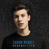 Handwritten (Deluxe) - Shawn Mendes Cover Art