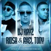 DJ Kayz - Valid� (feat. Ridsa & Axel Tony) illustration