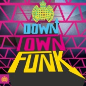 Various Artists - Downtown Funk - Ministry of Sound  artwork