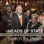 Heads of State - Search for Peace (feat. Gary Bartz, Larry Willis, Buster Williams & Al Foster)  artwork