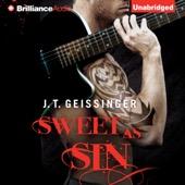 J. T. Geissinger - Sweet as Sin: Bad Habit, Book 1 (Unabridged)  artwork